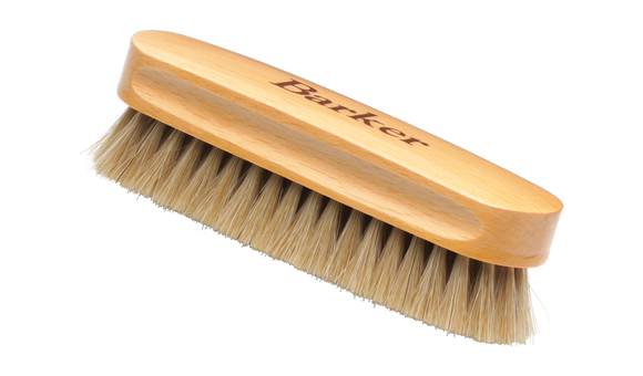 Small Horsehair Brush – Natural