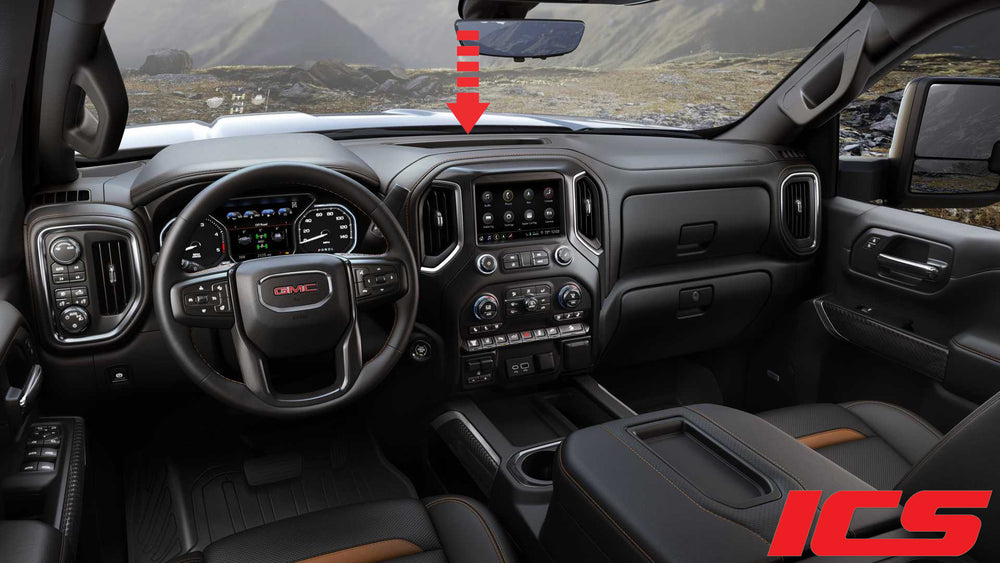 Load image into Gallery viewer, 2019+SIlverado/Sierra Dash Mount **Pre-Order**