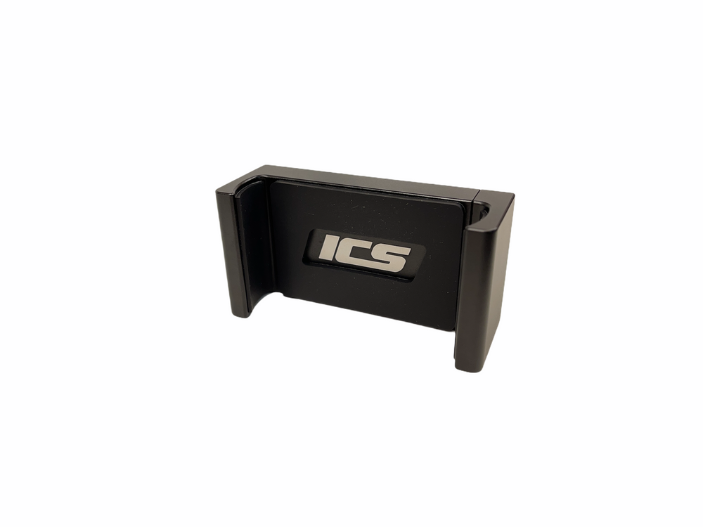 ICS Universal phone holder w/out ball mount.
