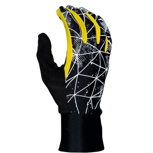 Nathan Men's Hypernight Reflective Gloves - au-pied-sportif