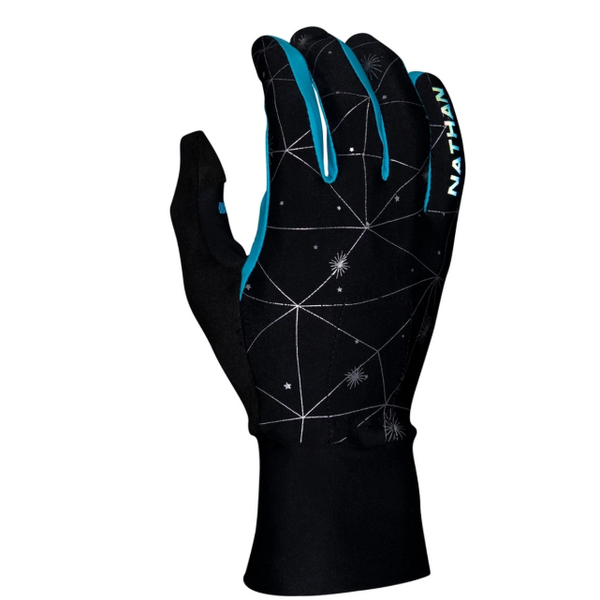 Nathan Women's Hypernight Reflective Gloves - au-pied-sportif