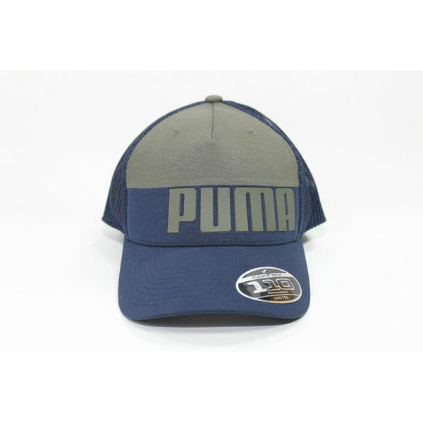 Puma Stacked 5- panel hat - au-pied-sportif