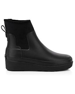 Hunter Slim Fit Neo Creeper Chelsea Boot Women