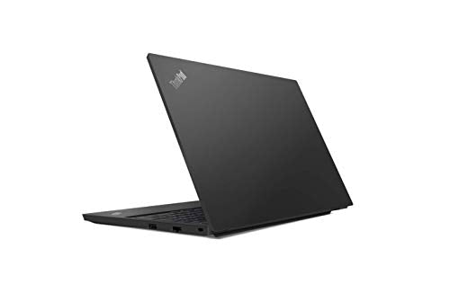 "Lenovo ThinkPad E15 - Ordenador portátil 15.6"" FullHD (Intel Core i5-10210U, 8GB RAM, 256GB SSD, Intel UHD Graphics, Windows 10 Pro, Color Negro) - Teclado QWERTY español"