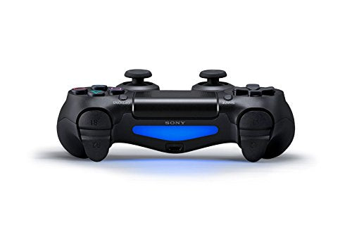 Sony - Dualshock 4 V2 Mando Inalámbrico, Color Negro V2 (PS4)