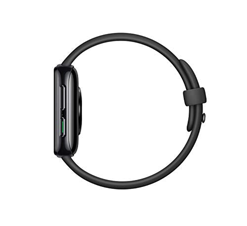 OPPO Watch 41 mm| Wear OS by Google |Conectividad LTE| Watch VOOC Flash Charging | Negro