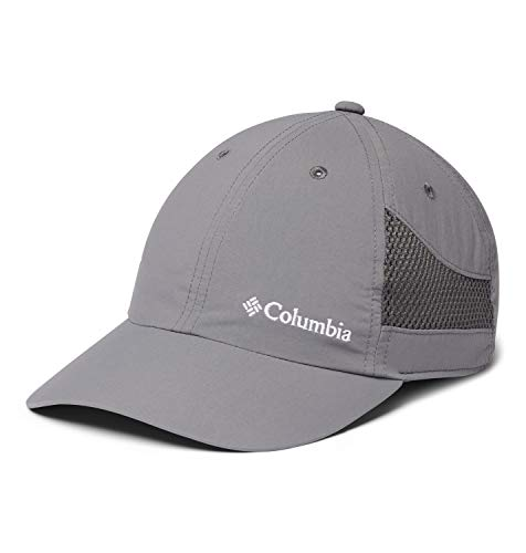 Columbia Tech Shade Hat Gorra, Unisex Adulto, Gris (City Grey), One Size (Adjustable)