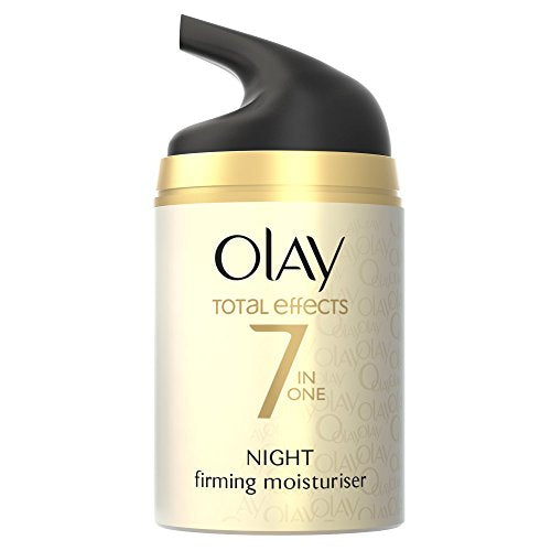 OLAY Total effects 7 en 1 crema de noche hidratante reafirmante caja 50 ml