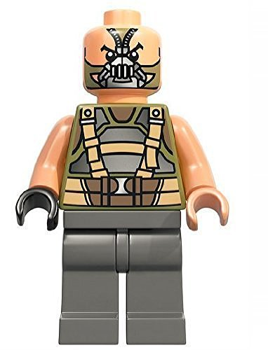LEGO® Superheroes™ BANE 2013 - The Dark Knight Rises - Batman