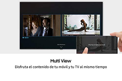 "Samsung Crystal UHD 2020 55TU8505 - Smart TV de 55"" con Resolución 4K, Crystal Display, Dual LED, HDR 10+, Procesador 4K, Sonido Inteligente, One Remote Control y Asistentes de Voz Integrados (Alexa)"