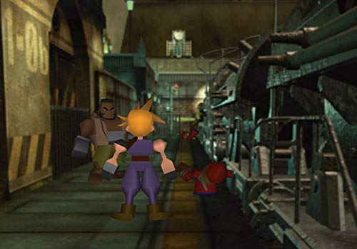 Final Fantasy VII & Final Fantasy VIII Remastered Twing Pack