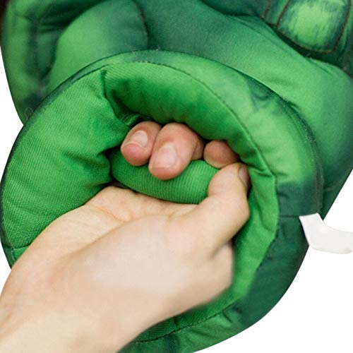 Superhero Hulk Hands, Hulk Gloves Plush Hulk Fist Boxing Gloves Cosplay Costume for 18th 21st 30th 40th 50th 60th 70th 80th 90th Birthday