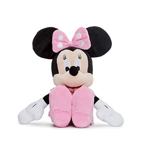 Simba- Disney Minnie Peluche, Multicolor, 25cm (6315874843)
