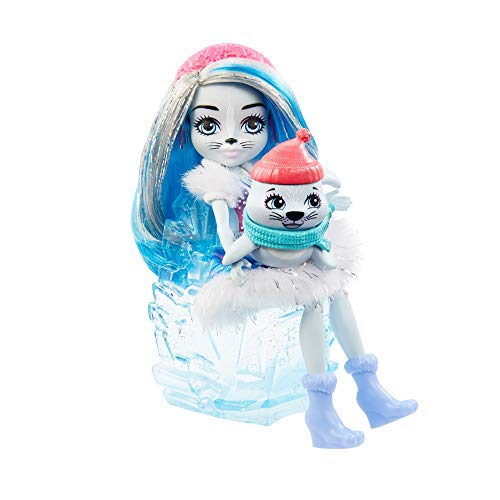 Enchantimals Pack ¡Vamos de Pesca en Hielo (Mattel GJX48)