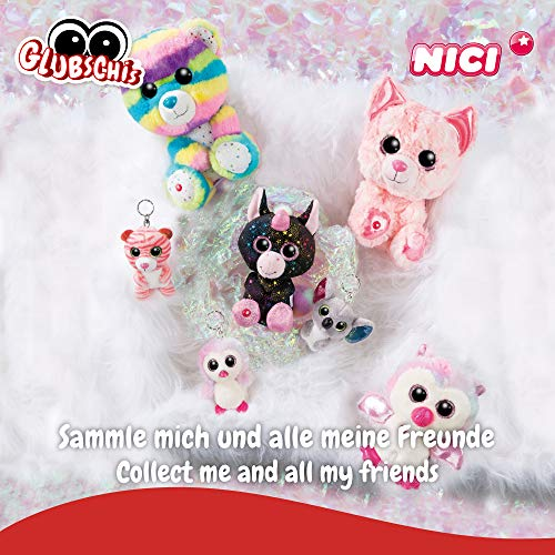NICI- Glubschis Peluche búho Princess Holly 15cm (46318)