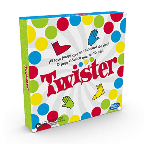Hasbro Gaming- Twister (98831B09)