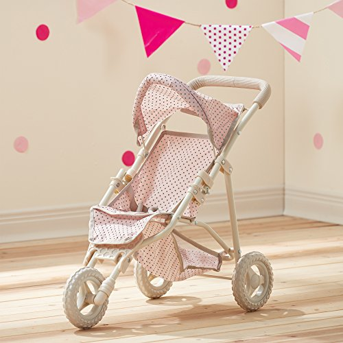 Olivia's Little World- Cochecito para muñeca bebé. (Primary Products OL-00002)