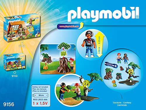 PLAYMOBIL Night Walk Playset