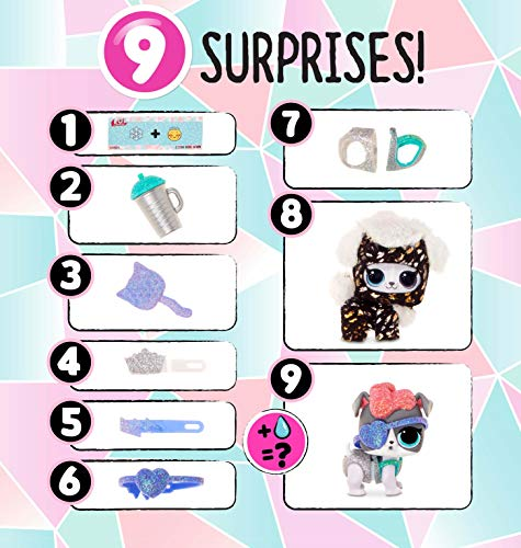 LOL Surprise - Fluffy Pets Winter - Modelos Surtidos (Giochi Preziosi LLU86000)