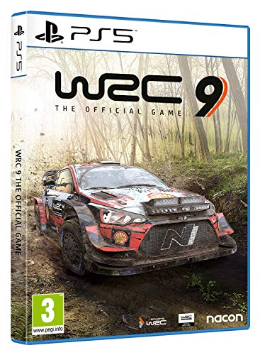 WRC 9. World Rally Championship 9: The Official Game - Versión Española (PS5)