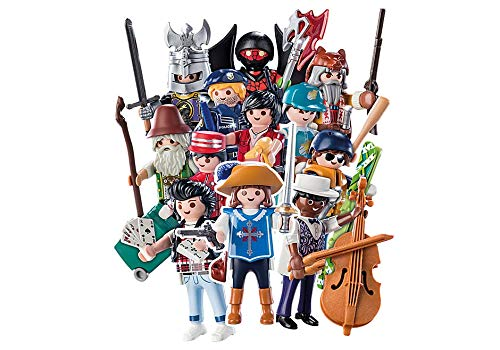 PLAYMOBIL Fi?ures Niño S16, Multicolor, One Size