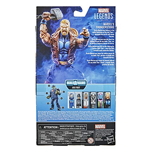 Marvel Legends Series - Figura de acción Coleccionable de 6 Pulgadas (6 Pulgadas)
