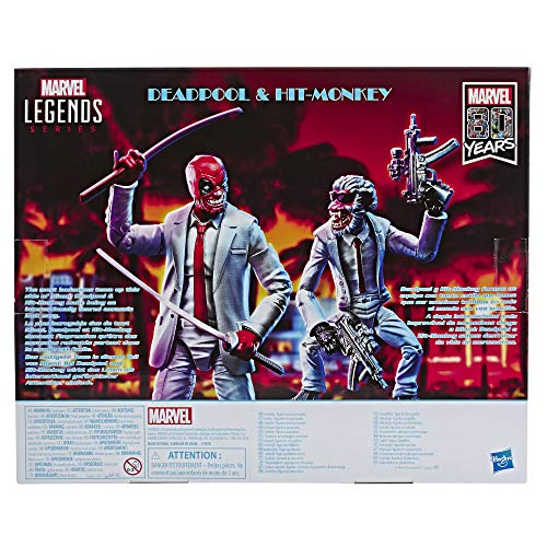 Marvel Legends - Pack Trajes (Hasbro E88505L0)