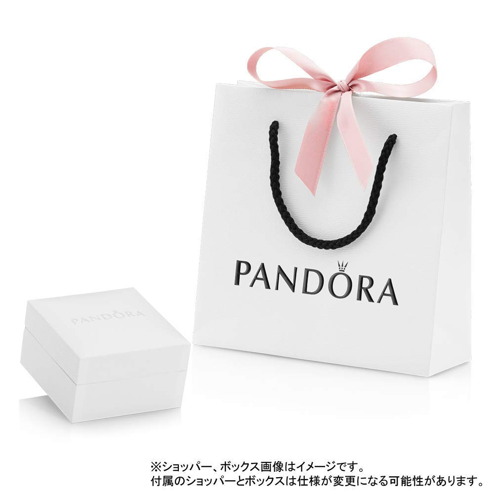 Pandora Mujer plata Charm Carrier 798055ENMX
