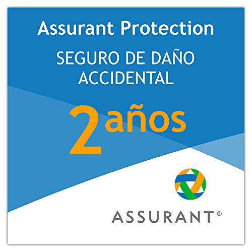 2 años Seguro de daño accidental para un dispositivo audio portátil desde 200 EUR hasta 249,99 EUR