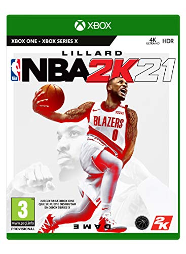 NBA 2k21, Xbox One (Edición Exclusiva Amazon)