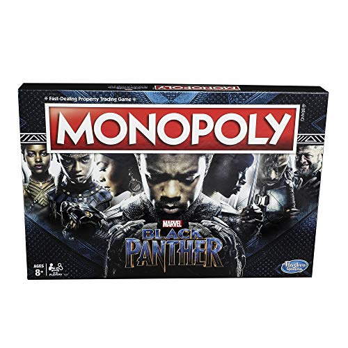 Monopoly Black Panther