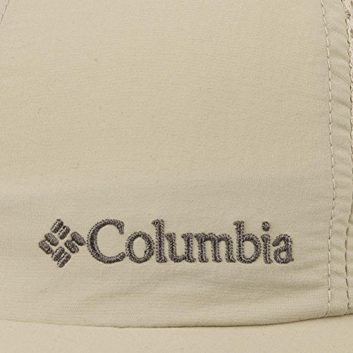 Columbia Tech Shade Hat Gorra, Unisex Adulto, Beige (Fossil), One Size (Adjustable)