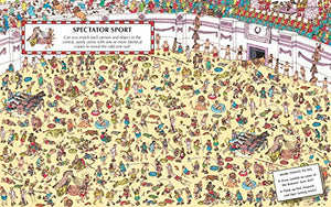 Where's Wally? Across Lands. Activity Book