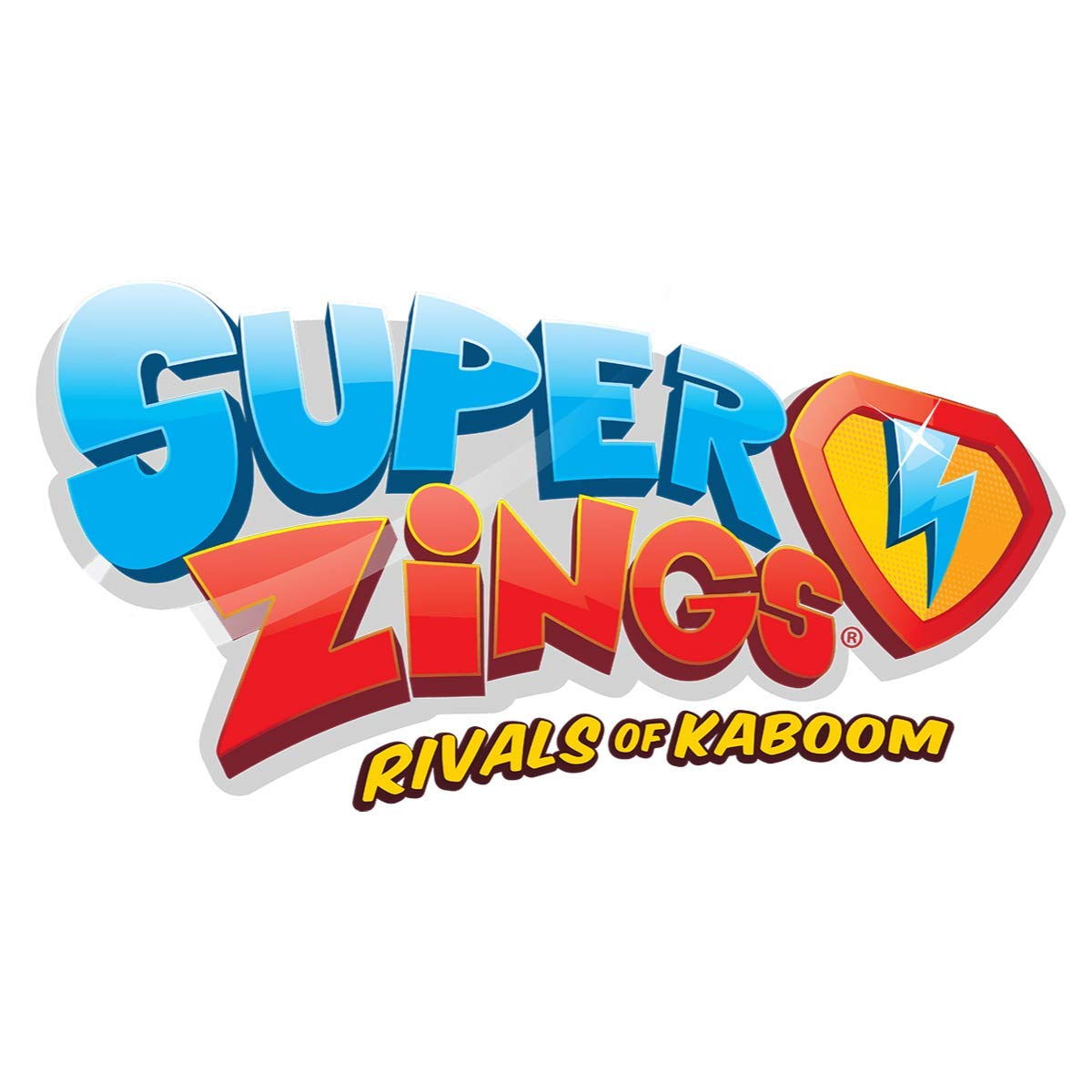 Superzings - Serie 4 - Display de 50 figuras coleccionables SuperZings