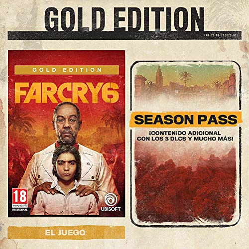 Far Cry 6 Gold PS5
