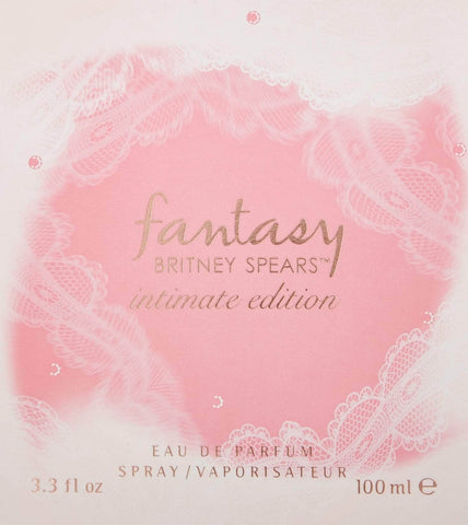 Image of Britney Spears Intimate Fantasy Perfume con vaporizador - 100 ml