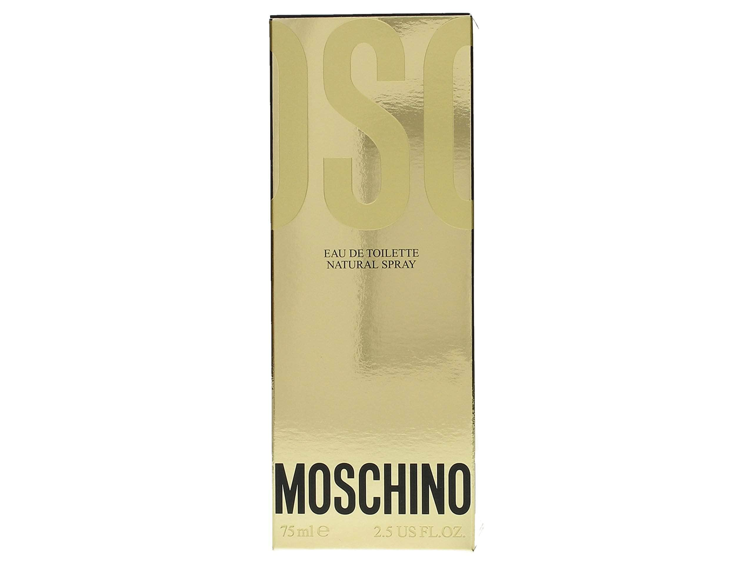 Moschino Agua de Colonia - 75 ml
