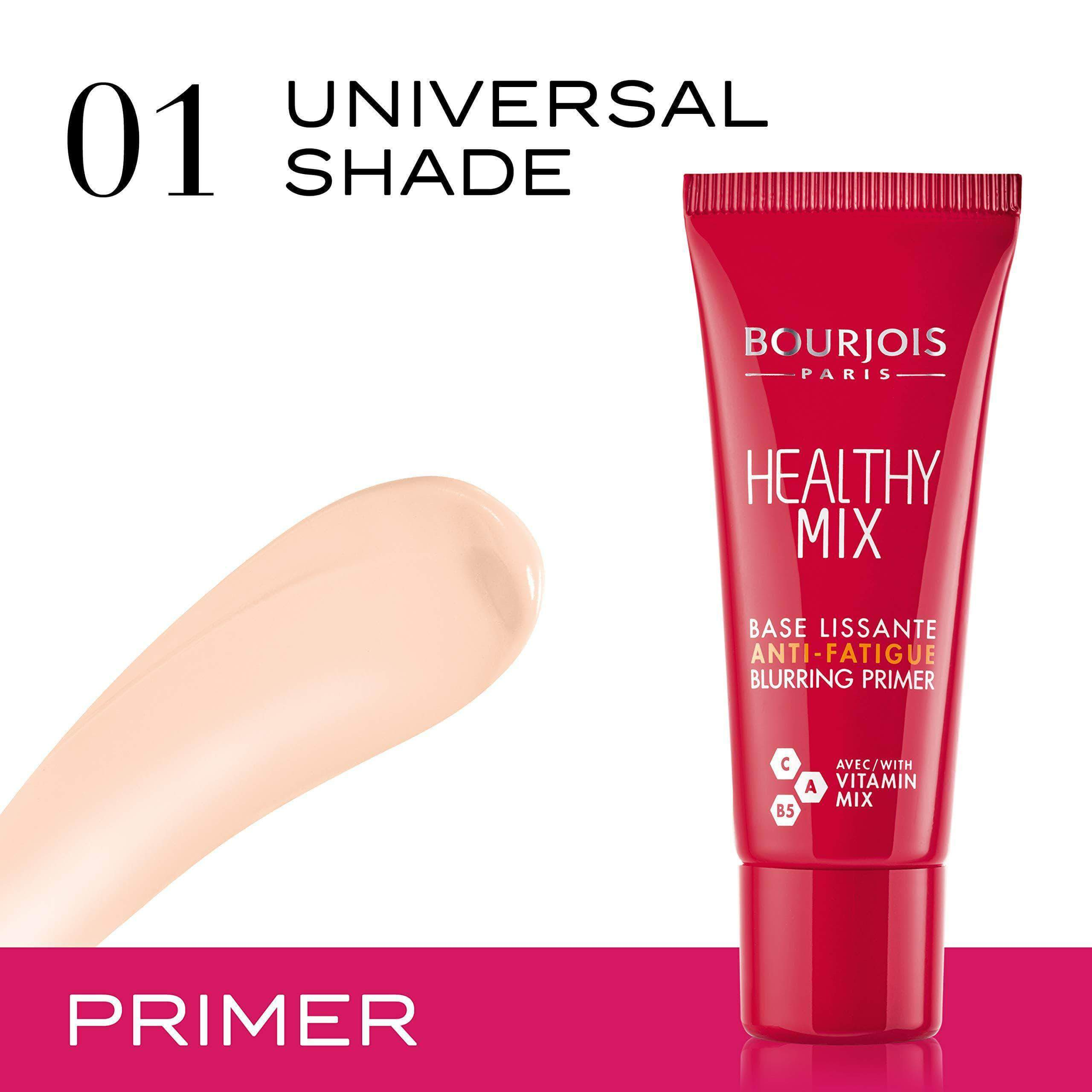 Amazon Bourjois Healthy Mix Primer Prebase Tono 01 Universal shade  - 20ml