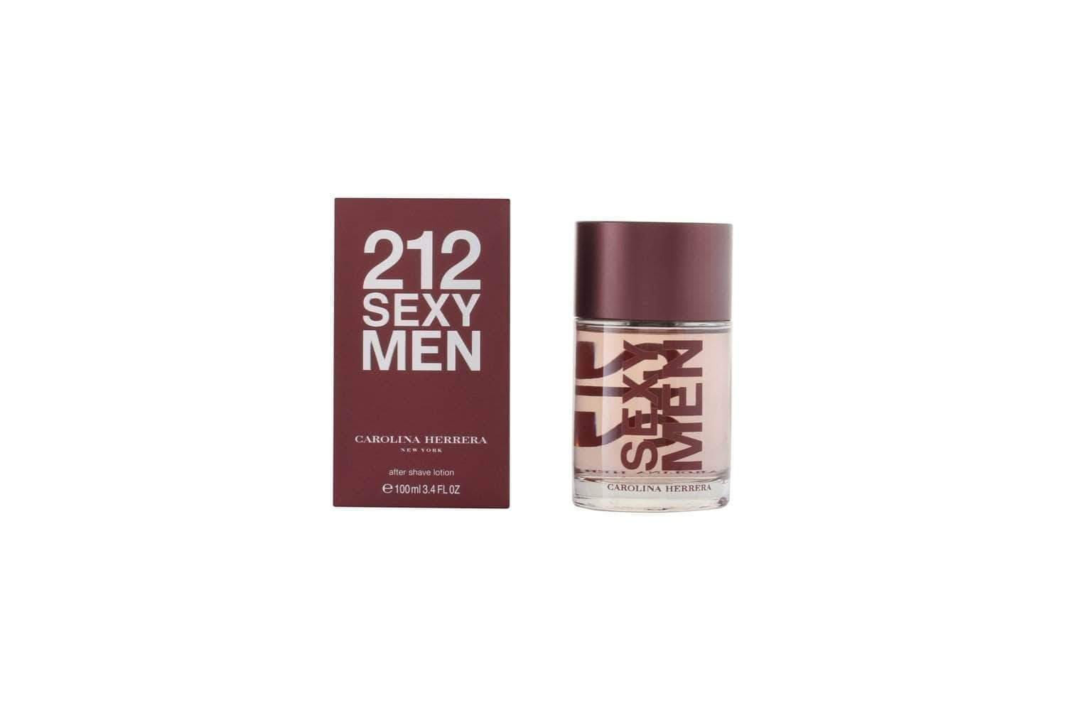 Amazon CAROLINA HERRERA 212 SEXY MEN after shave 100 ml