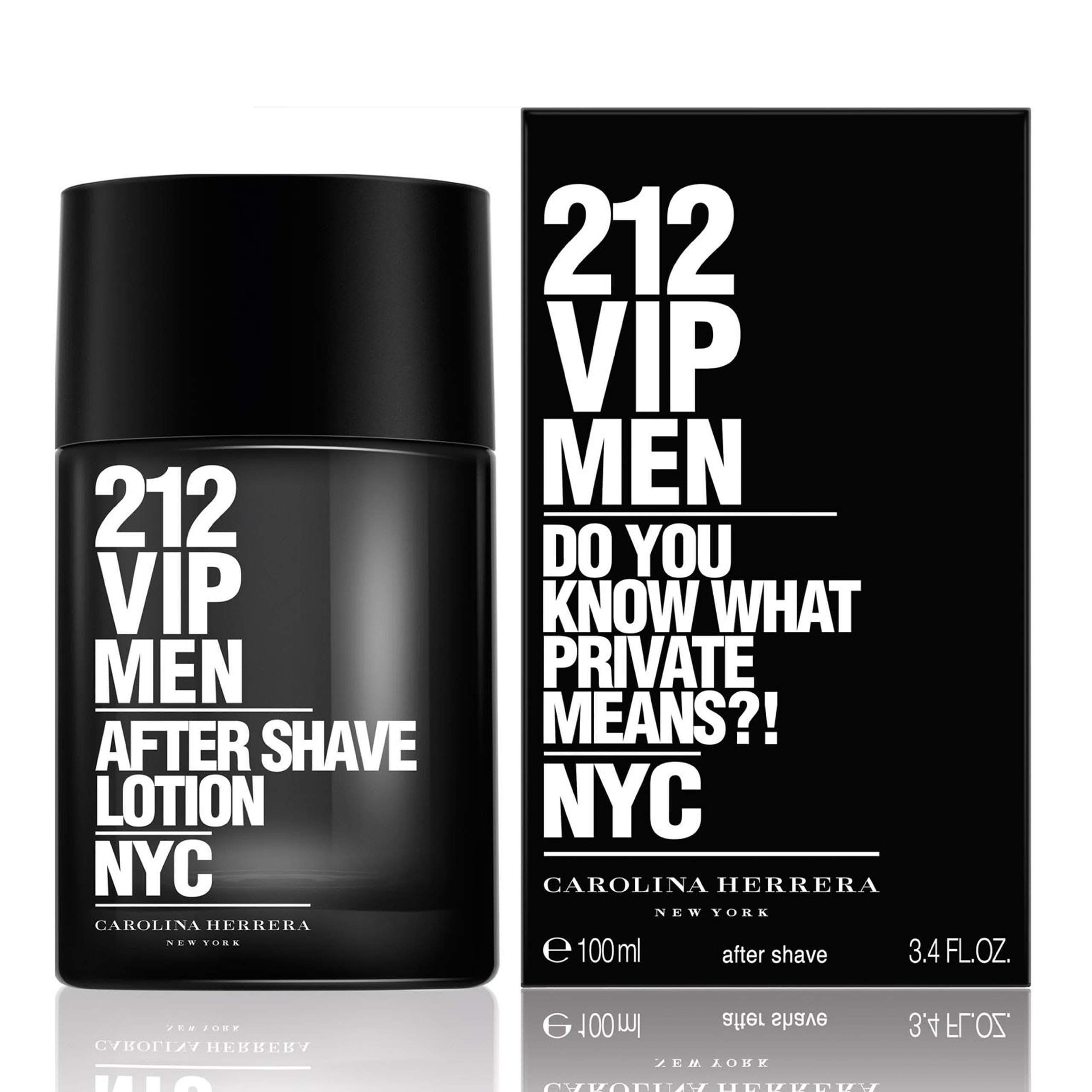 Amazon Carolina Herrera 212 Vip Men After Shave - 100 ml