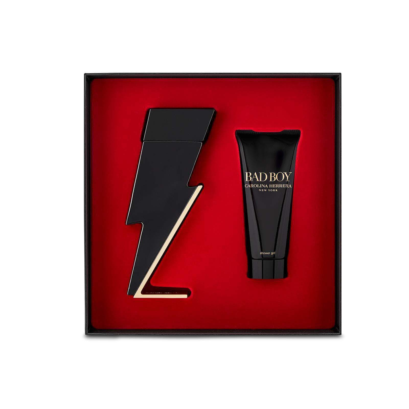 Amazon Carolina Herrera Bad Boy Lote 2 Pz - 5 ml