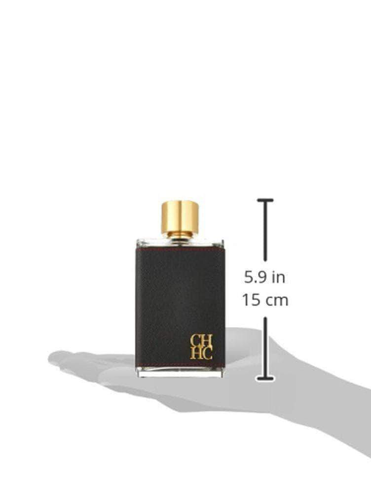 Amazon Carolina Herrera CH, Eau de Toilette Vaporizador para Hombre - 200 ml