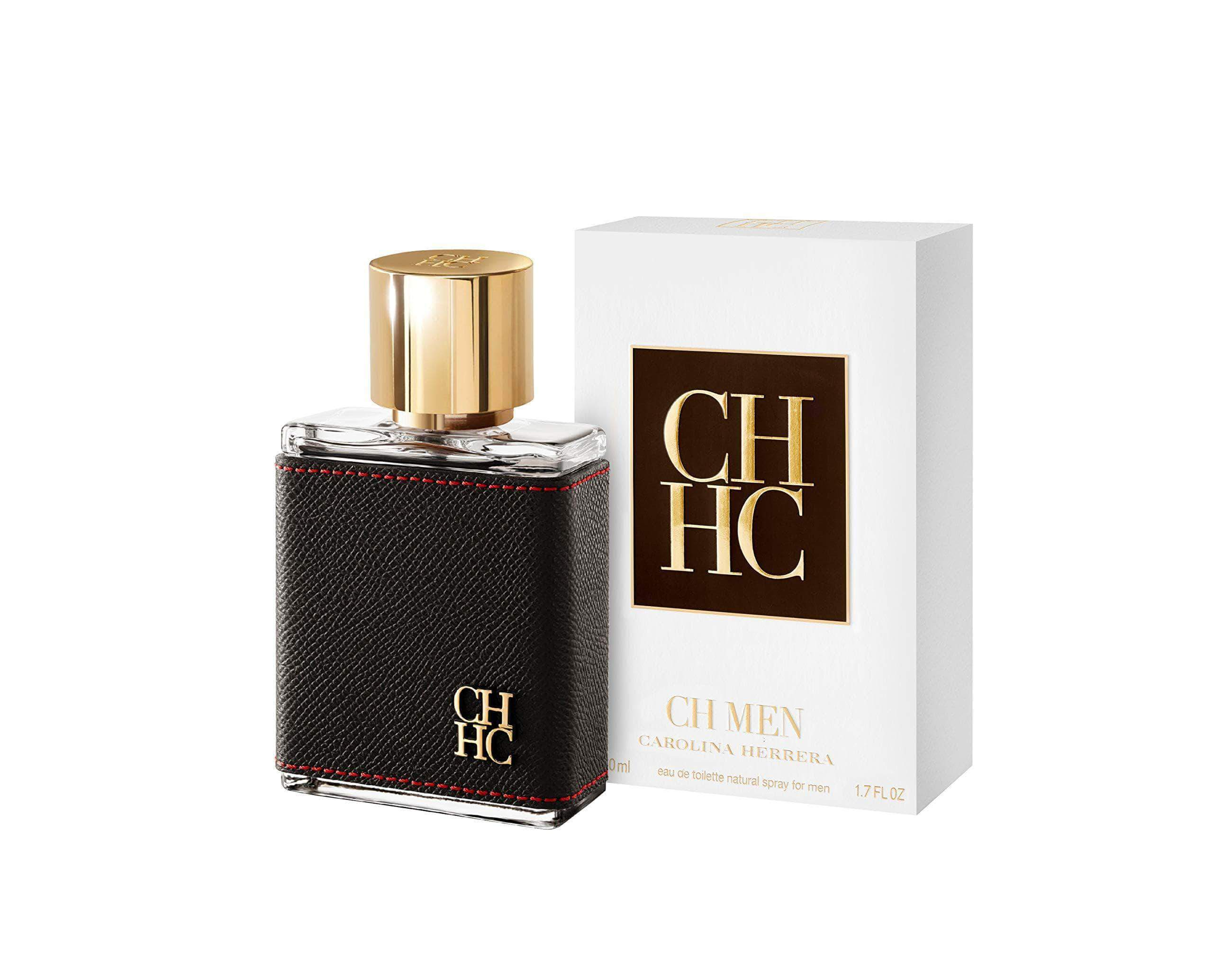 Amazon Carolina Herrera Ch Men Eau de Toilette Vaporizador 50 ml