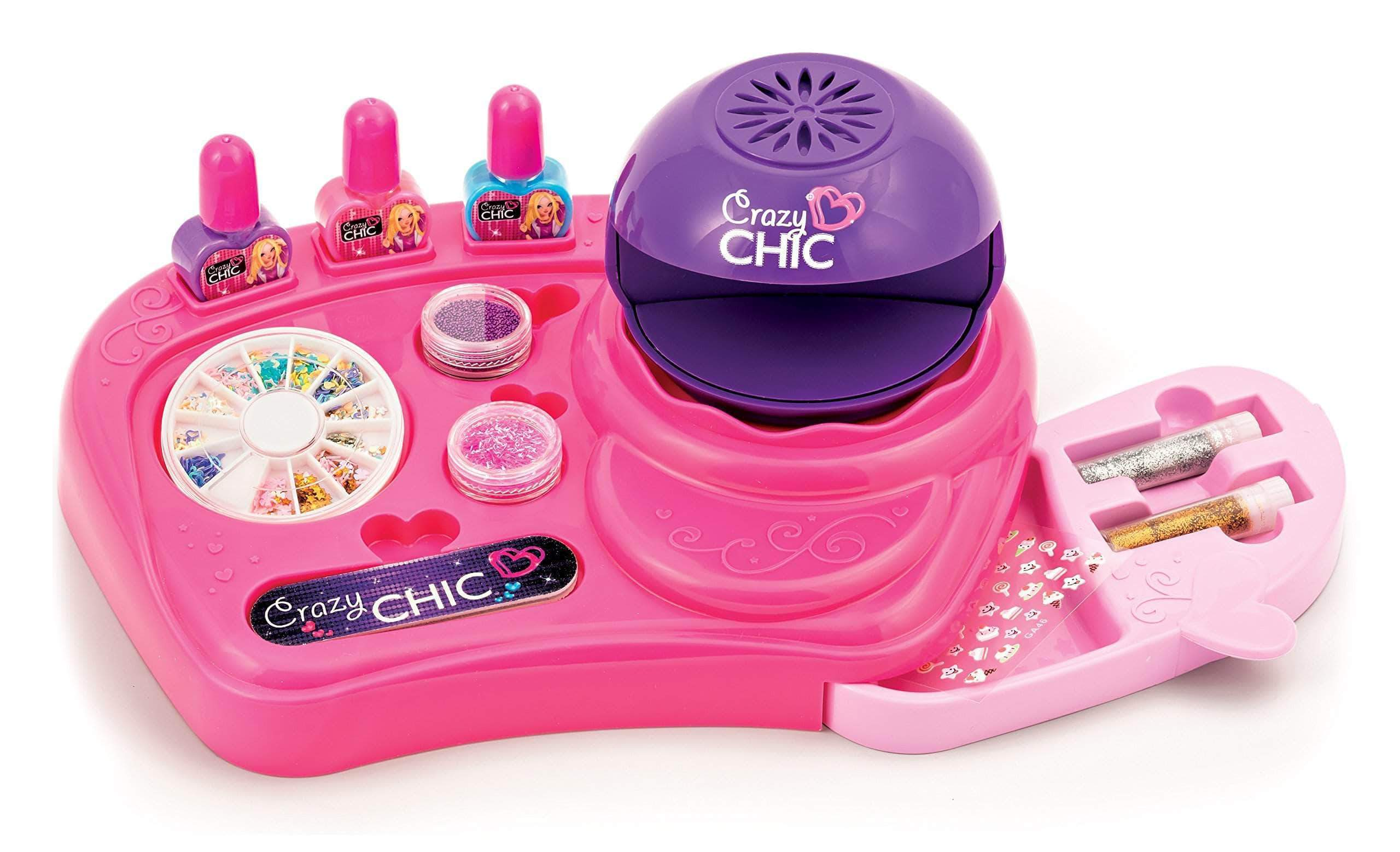 Amazon Crazy Chic Set con Accesorios (Clementoni 15770)