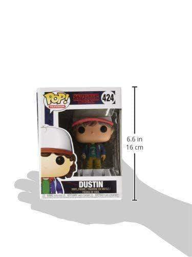 Amazon Funko - Pop! Vinilo Colección Stranger Things - Figura Dustin (13323)
