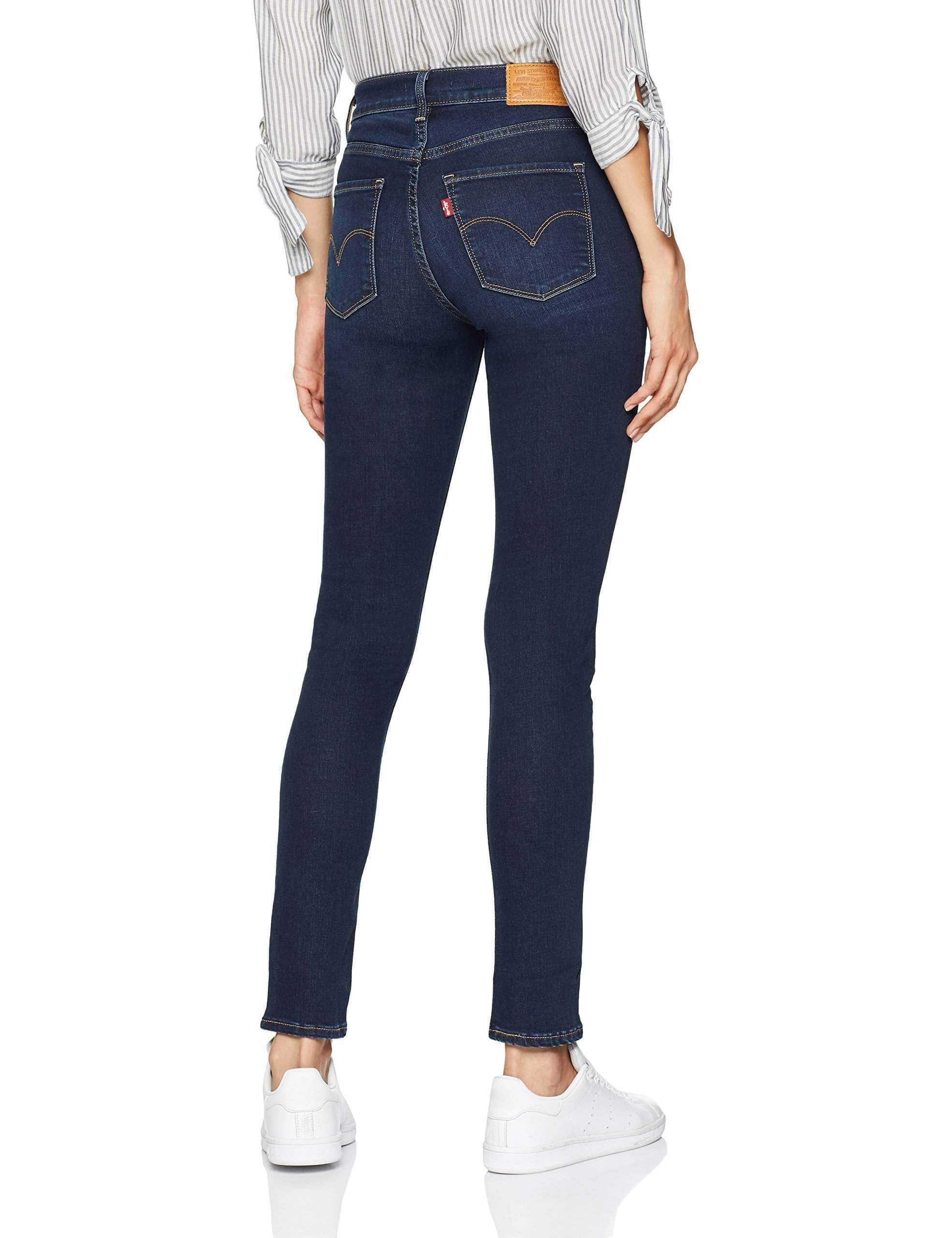 Amazon Levi's 311 Shaping Skinny Vaqueros, Arcade Night, 24W / 36L para Mujer