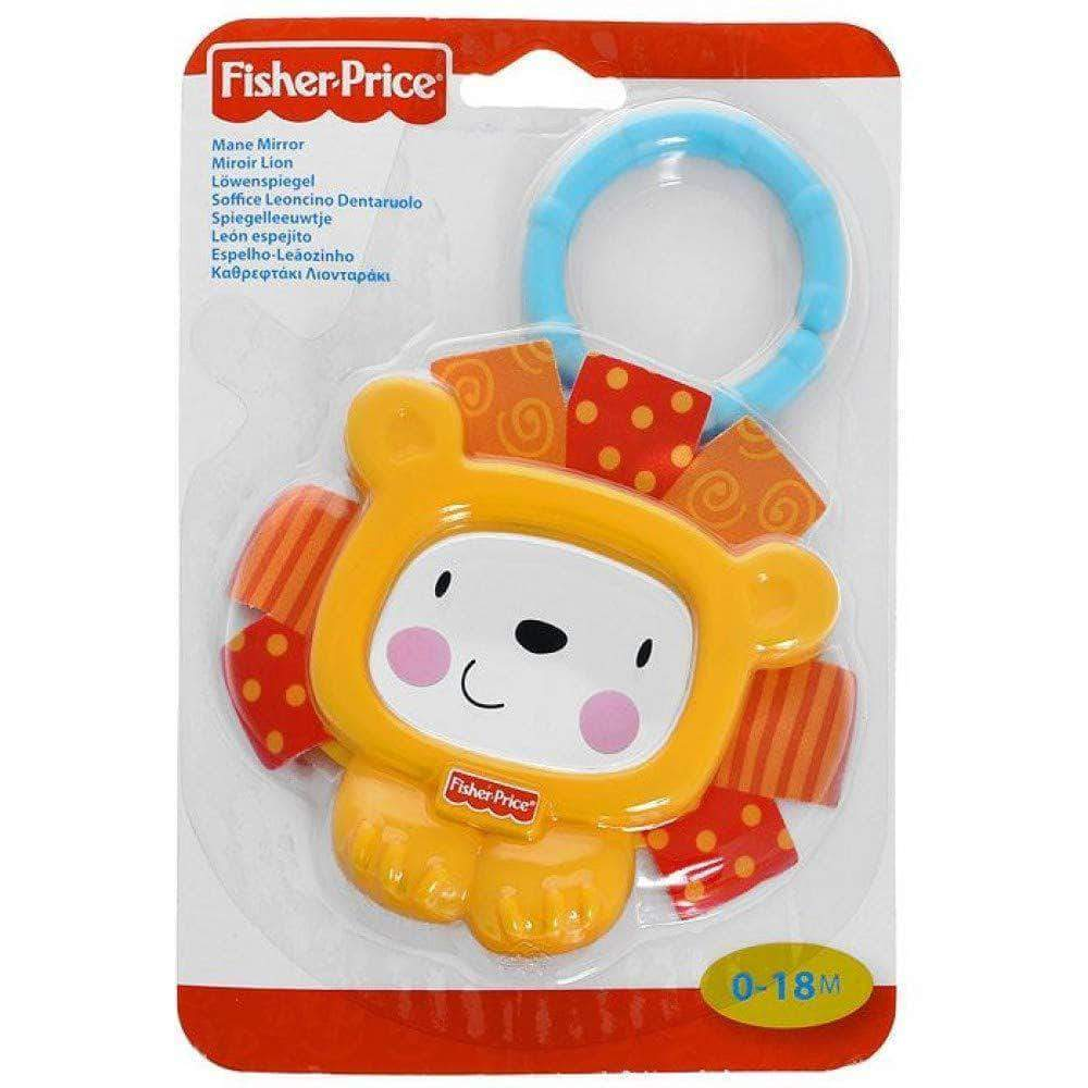 Amazon Mattel Fisher-Price Rattle Lion Cub