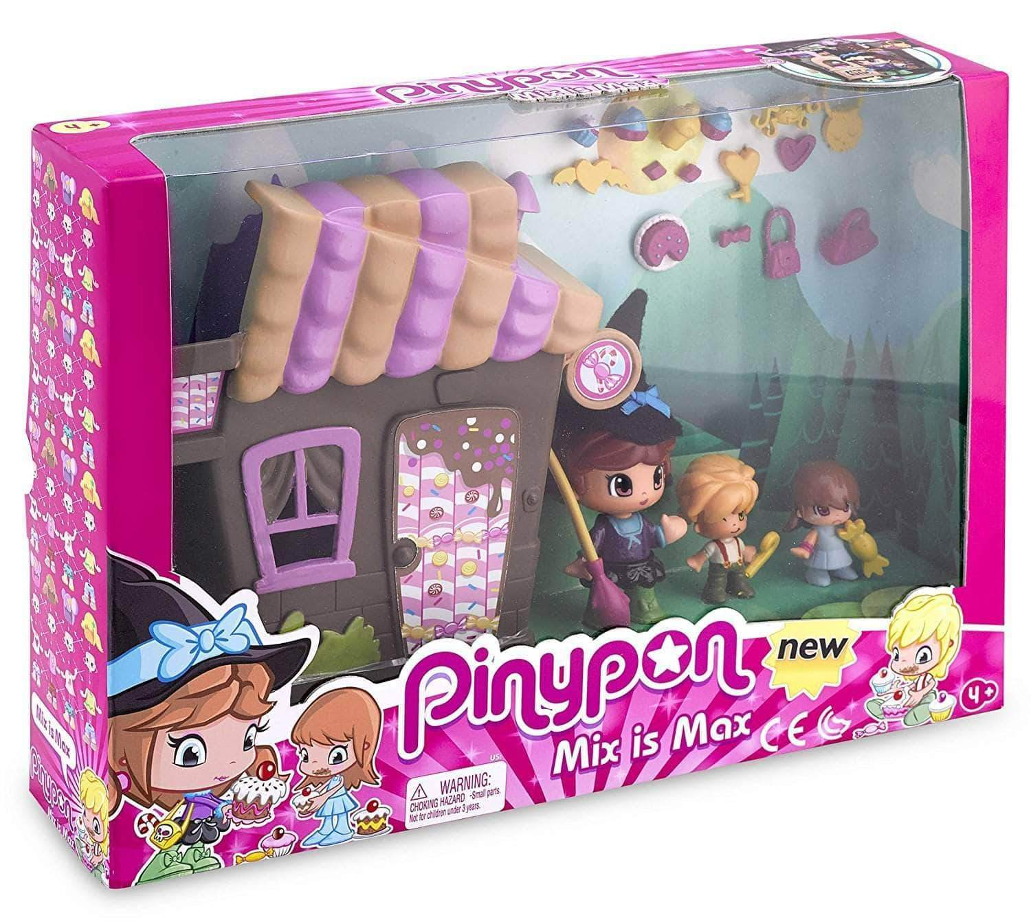 Amazon Pinypon - Casa de Hansel y Gretel (Famosa 700014084)