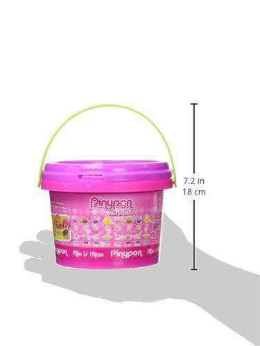 Amazon Pinypon Cubo Mix Is Max con 5 figuras (Famosa 700013810)