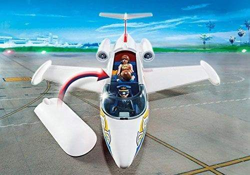 Amazon PLAYMOBIL - Avión de Vacaciones (60810)